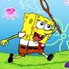 Спанч Боб: охота на медуз