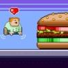 Гамбургер: Успеть за 60 секунд