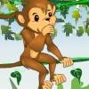 Накорми обезьянок