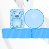 Ice Cube Bear XP
