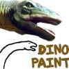 Dino Paint (Нарисуй динозавра)