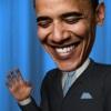 Обама против мухи :)