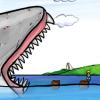 Убеги от акулы