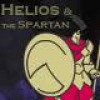 Helios and spartans.